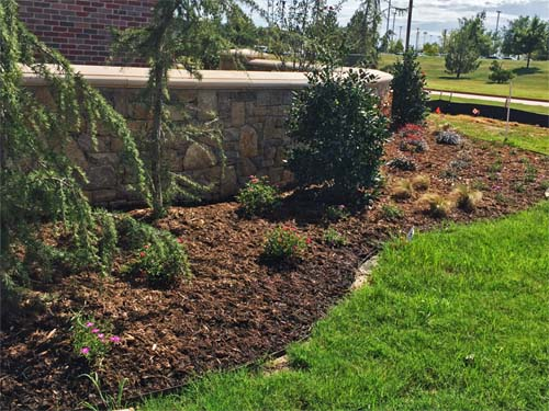 HOA & Condo Association Entrance Landscaping