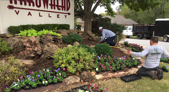 HOA Property Maintenance & Landscaping Services
