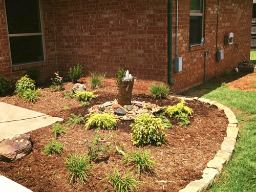 Landscape Design And Installation Is One Of Our Specialty Services!