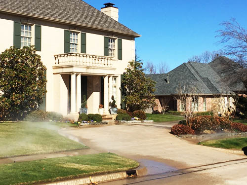 Residential Lawn and Landscaping Services